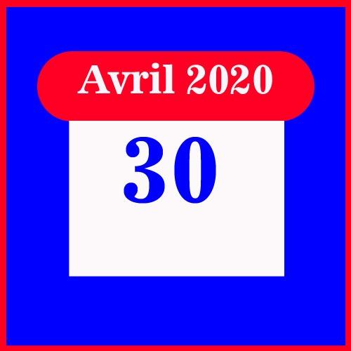 Appel à communications- prolongé (30 avril 2020)