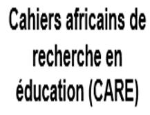 Cahier africain de recherche